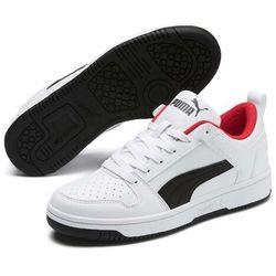 Sneakersy Rebound Layup Lo Sl Jr 370490 01 Biały