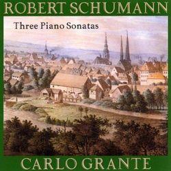 R. Schumann - Three Piano Sonatas Op.11