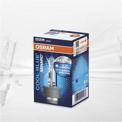 Przedni reflektor ksenonowy OSRAM XENARC COOL BLUE INTENSE D2R 85V 35W P32d-3
