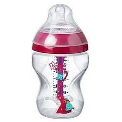 Butelka antykolkowa 260 ml Girl Advanced Tommee Tippee (r�owa)