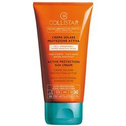 pielęgnacja słoneczna collistar pielęgnacja słoneczna active protection sun cream face - body sonnencreme 150.0 ml marki Collistar