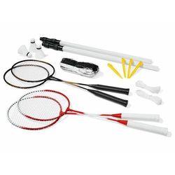 Crivit pro® zestaw do badmintona dla 4 graczy (4055334039116)
