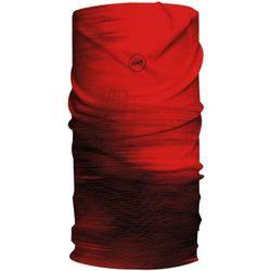 Had next level tuba, czerwony/czarny 2021 chusty wielofunkcyjne