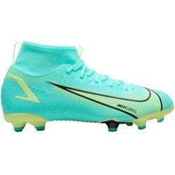Nike Buty piłkarskie mercurial superfly 8 academy fg mg junior cv1127 403