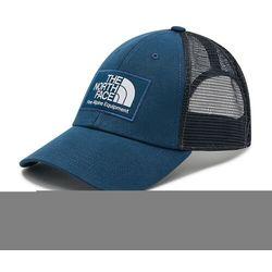 Czapka z daszkiem THE NORTH FACE - Mudder Trucker Hat NF00CGW2BH71 Monterey Blue