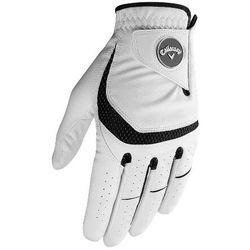 Callaway golf Rękawica golfowa callaway syntech mlh (biała)