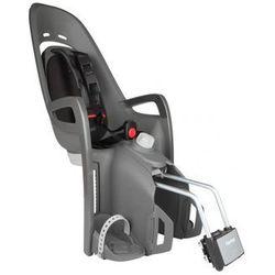 Hamax Fotelik rowerowy dla dziecka zenith relax do ramy szaro-czarny (7029775530515)