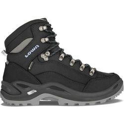 Lowa renegade gtx buty kobiety, czarny eu 39 2021 trapery turystyczne (4063606158021)