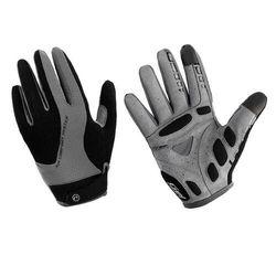610-80-55_ACC-XXL Rękawiczki z długimi palcami Accent Champion czarno-szare XXL (5902175633265)