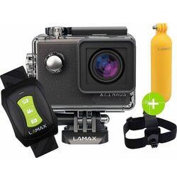 Kamera sportowa action x7.1 naos marki Lamax