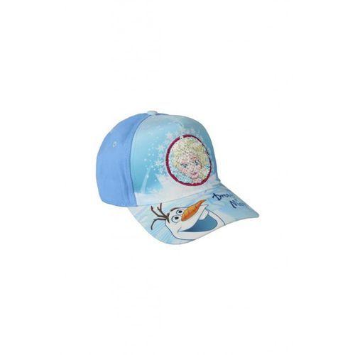 Nakrycia głowy dla dzieci, Czapka Kraina Lodu r.56 3X34DF Oferta ważna tylko do 2031-05-21