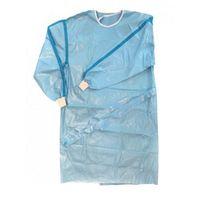 Ubrania medyczne, Fartuch medyczny ochronny Banded Laminated Gown S60 Teo-17