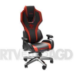 Fotel E-Blue AUROZA Czarno-czerwony (EEC301REAA-EA) Darmowy odbiór w 21 miastach!