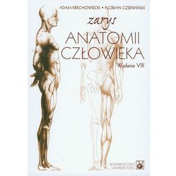 Zarys anatomii człowieka (opr. twarda)