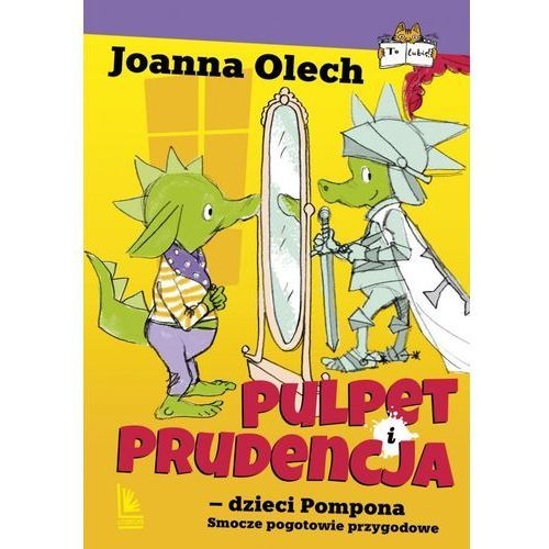 Książki dla dzieci, Pulpet i Prudencja dzieci Pompona (opr. twarda)
