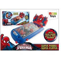 SUPER PINBALL SPIDERMAN
