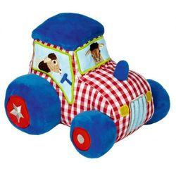 Traktorek z wibracjami i dźwiękiem