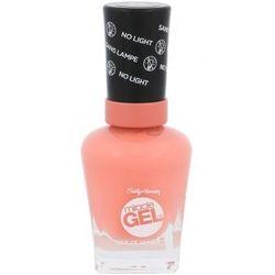 Sally Hansen Miracle Gel STEP1 lakier do paznokci 14,7 ml dla kobiet 380 Malibu Peach