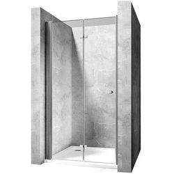 Drzwi prysznicowe składane o szerokości 110 cm Best Rea ✖️AUTORYZOWANY DYSTRYBUTOR✖️