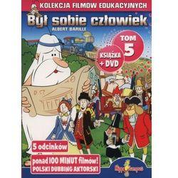 Był sobie człowiek książka+DVD Tom 5 - Praca zbiorowa (Płyta CD)