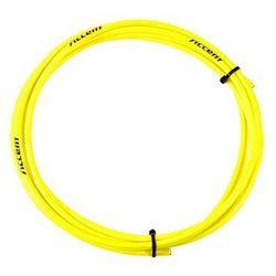 610-22-436_ACC Pancerz hamulcowy Accent 5 mm - 3 metry żółty fluo