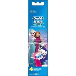 Końcówki do szczoteczki Kids Frozen EB10-2 - 4szt EB10-2 - 4 Frozen - odbiór w 2000 punktach - Salony, Paczkomaty, Stacje Orlen