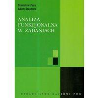 Matematyka, Analiza funkcjonalna w zadaniach (opr. miękka)