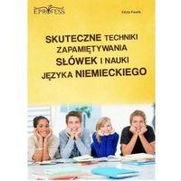 E-booki, Skuteczne Techniki Zapamiętywania Słówek i Nauki Języka Niemieckiego