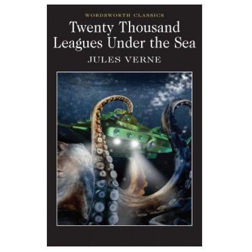 Książki do nauki języka, Twenty Thousand Leagues Under the Sea (opr. miękka)