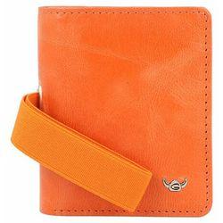 Golden Head Tosca Etui na karty bankowe RFID skórzana 7.5 cm orange ZAPISZ SIĘ DO NASZEGO NEWSLETTERA, A OTRZYMASZ VOUCHER Z 15% ZNIŻKĄ