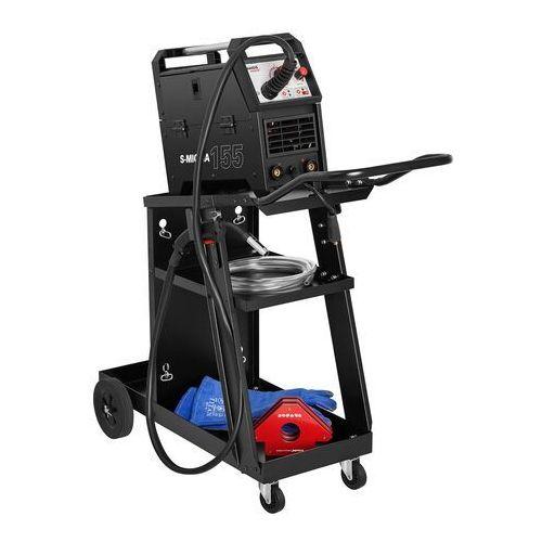 Akcesoria spawalnicze, Stamos Welding Group Wózek spawalniczy - 3 półki - 75 kg SWG-WC-2 - 3 LATA GWARANCJI