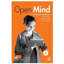 Open Mind Pre-Intermediate. Ćwiczenia z Kluczem + CD (opr. miękka)