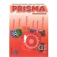 Książki do nauki języka, Prisma consolida libro del alumno C1 + Cd (opr. miękka)