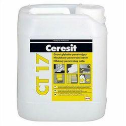 Grunt głęboko penetrujący CERESIT CT17 10L bezbarwny