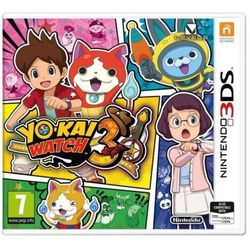 Gra 3DS Yo-kai Watch 3