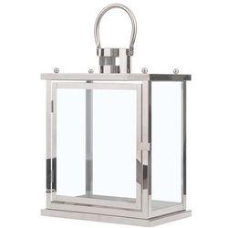 Lampion srebrny TENERIFE