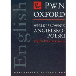 Wielki słownik angielsko-polski PWN z płytą CD (opr. twarda)