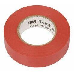 Taśma izolacyjna Temflex 1300 czerwona