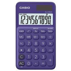 Kalkulator CASIO SL-310UC-PL Fioletowy