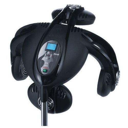 Meble fryzjerskie, Ceriotti Infrazon FX 4000 DIGITAL z wyświetlaczem ciekłokrystalicznym i nawiewem, 11 programów pracy