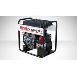 Agregat prądotwórczy Fogo FV 20000 TRA generator