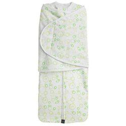 Mum2Mum Śpiworek otulaczek Dream Swaddle, 60x25 cm, zielony, 16135 Darmowa wysyłka i zwroty