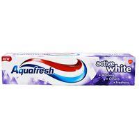 Pasty do zębów, Aquafresh Active White pasta do zębów 125 ml unisex