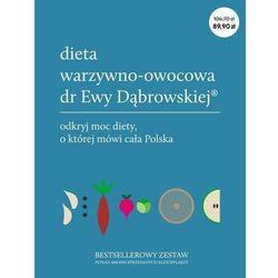 Pakiet dieta warzywno-owocowa dr ewy dąbrowskiej? - dąbrowska beata anna, borkowska paulina (opr. twarda)