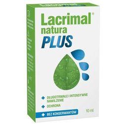 Lacrimal Natura Plus krople do oczu 10ml