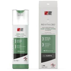 Szampon Revita CBD konopny przeciw wypadaniu włosów z kannabidiolem 205ml