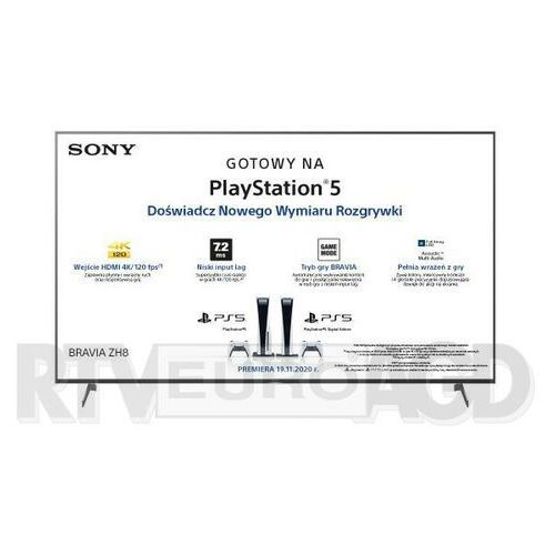 Telewizory LED, TV LED Sony KD-55XH9096