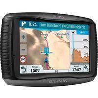 Nawigacja motocyklowa, Nawigacja GARMIN Zumo 595LM Europa Travel Edition