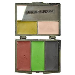 Mil-Tec Farba Maskująca Pudełko 5 Kolorów Woodland