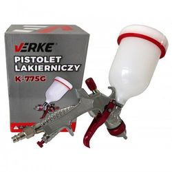 PISTOLET LAKIERNICZY HVLP K-775G 2,0 mm 600 ml VERKE